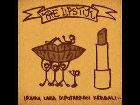 the lipstik - berchanda dimalam indah + lyric