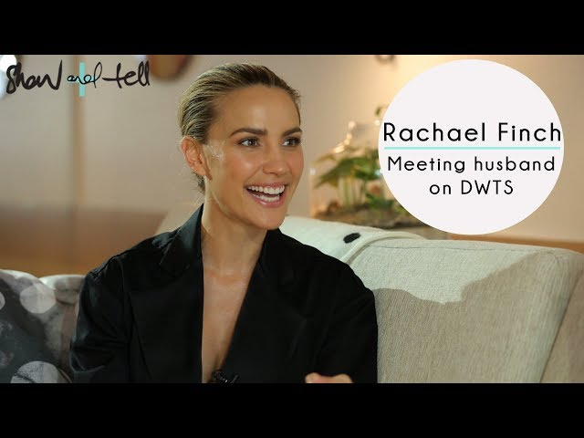 Rachael Finch: On Meeting Her Husband On Dancing With The Stars