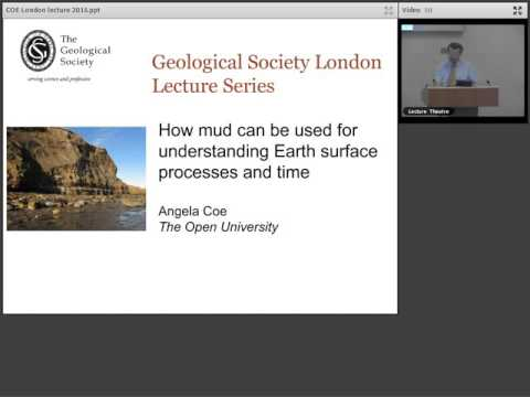 Mud, Mud, Glorious Mud_London Lecture_October 2015