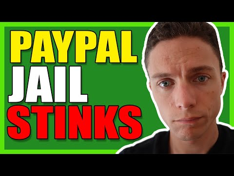 How To Get PayPal To Release Your Funds FAST from PayPal Jail!