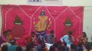 Yash Ravish, Niravadhi sukhada, Ravichandrika, Trinity day 2015, Lakshmi Temple, Ashland, MA