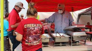 American Legion helps wildfire volunteers