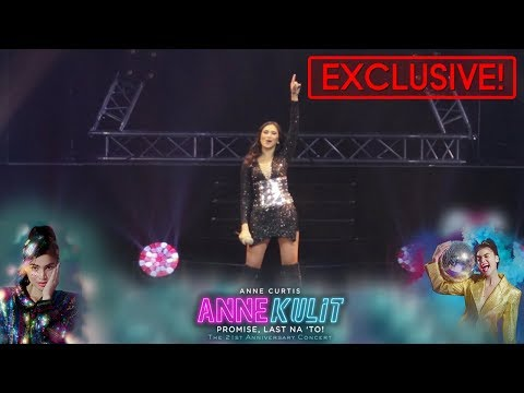 MUSTWATCH Sarah Geronimos ALL OUT performance at ANNEKULIT! She is ON FIRE