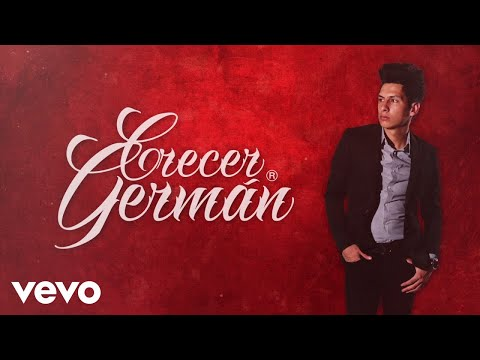 Crecer Germán - Labios Rojos (Lyric Video)