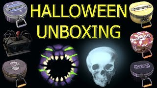 TF2: Hunting for Scream Fortress 9 Unusuals! Random Cases Halloween Unboxing >Team Fortress 2 <