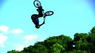 The ultimate BMX dirt park - Red Bull Dream Line 2011