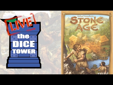 Stone Age Live Playthrough