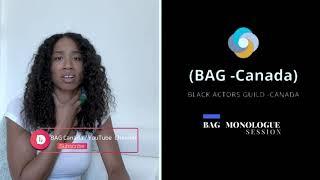 Michelle Akanbi Monologue