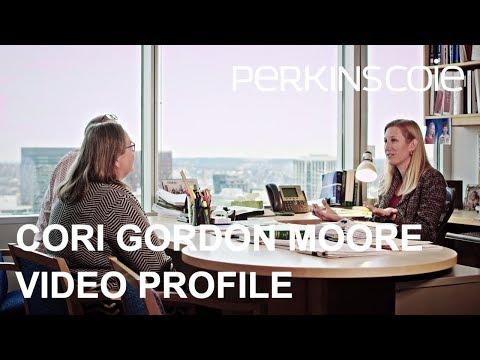 Cori Gordon Moore - Trial Law Attorney Profile - Perkins Coie