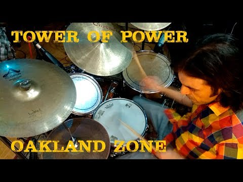 Roberto Natal - Oakland Zone (Tower of Power, David Garibaldi)