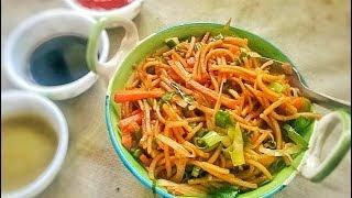 How to make veg hakka noodles  iftari recipes-16  ramazan special