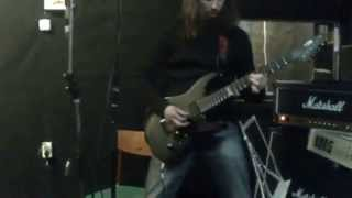 ZaVeT - Symphony Of Destruction (Megadeth cover) (instrumental, 2014) ИЩЕМ ВОКАЛИСТА!