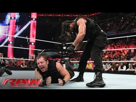 Thumbnail: The Shield implodes: Raw, June 2, 2014