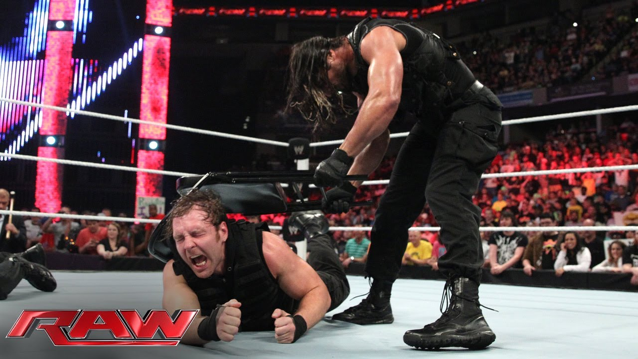 Download The Shield implodes: Raw, June 2, 2014
