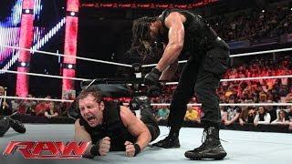 The Shield implodes: Raw, June 2, 2014 thumbnail