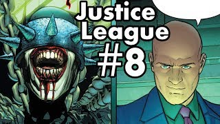 Justice League #8 Recap/Review - The Batman Who Laughs