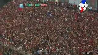 Colón 3 -  Boca Unidos 0 (goles con los relatos La Red Santa Fe 96 7)