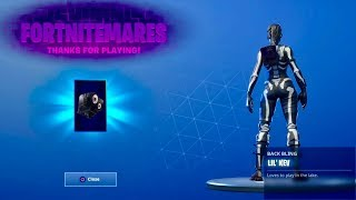 "*NEW* ""LIL KEV"" BACKBLING UNLOCKED IN FORTNITE! CUBE EXPLODED! (Fortnite Battle Royale Live)"