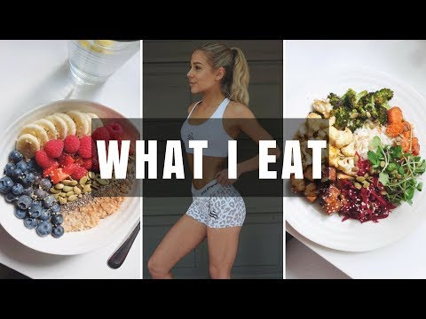 What I Eat In A Day | Plant Based + Building Muscle