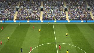 Fifa 15 Demo PC gameplay & replay