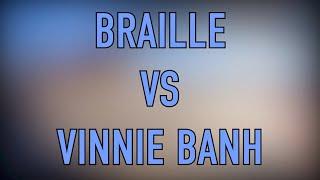 BRAILLE VS VINNIE BANH : FULL PARK GAME OF SKATE