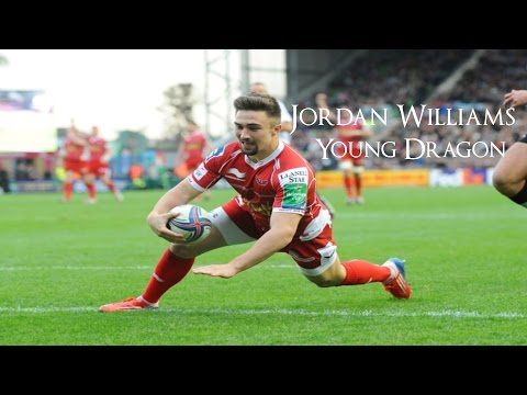 Jordan Williams- Young Dragon-Best Tries, Steps and Skills
