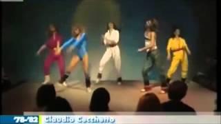 Claudio Cecchetto - Gioca jouer 1981 (video-testo)