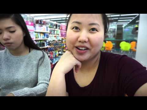 BAD EXPERIENCE traveling to CUK |  South Korea VLOG February 24, 2016