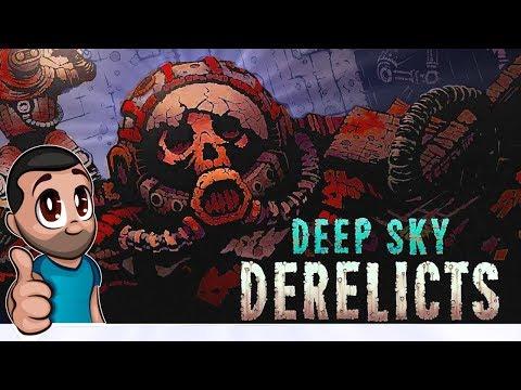 DARKEST DUNGEON IN SPACE - Deep Sky Derelicts Gameplay on Steam PC with Litanah