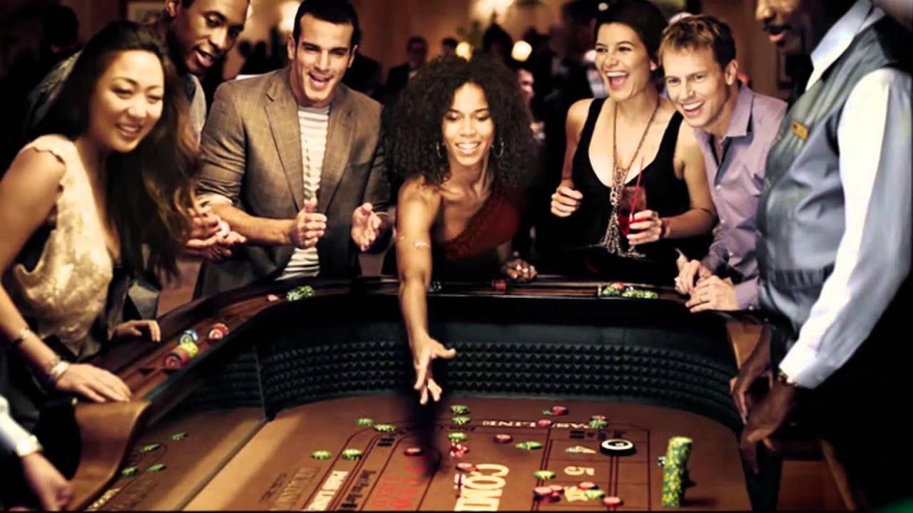 Интернет казино с логотипом