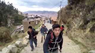Peru 2014 (Salkantay Trekking to Machu Picchu)