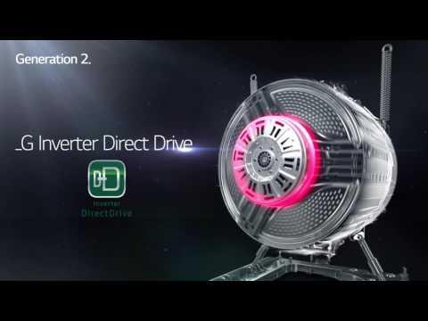 LG Inverter Direct Drive Motor for Washing machine