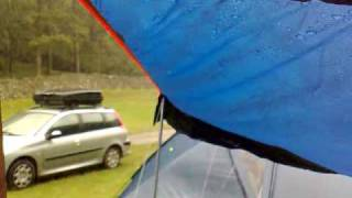 The joy of camping