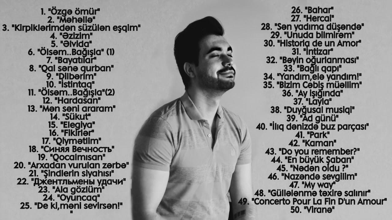 50 milli və xarici musiqi (piano) (retro,film..öz bəstələrim) (Fuad İbrahimli)
