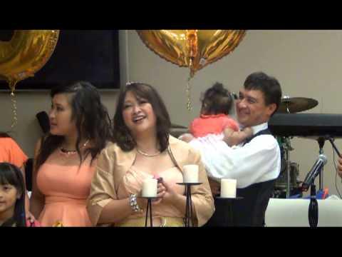 Happy Birthday Song at Viet 50th Birthday Celebration