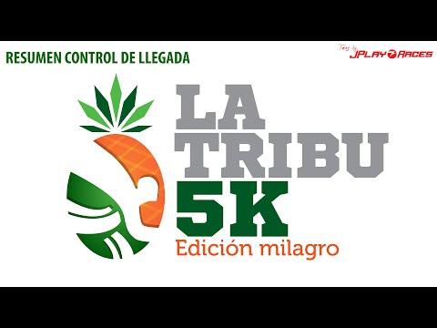 Control de Llegada La Tribu 5k