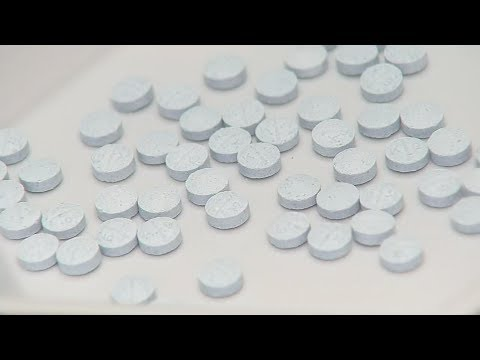 Are counterfeit Percocet pills in your neighborhood?
