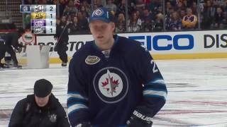 Patrik Laine in All-Star Skill Competition