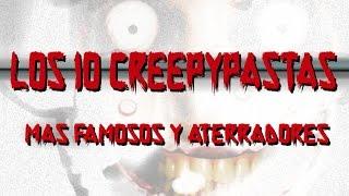 Los 10 creepypastas más famosos y ATERRADORES thumbnail