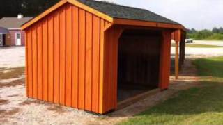10x14 run-in shed