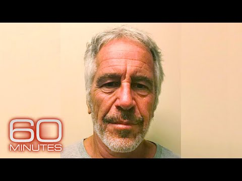 Inside Jeffrey Epstein's cell, Sunday on 60 Minutes