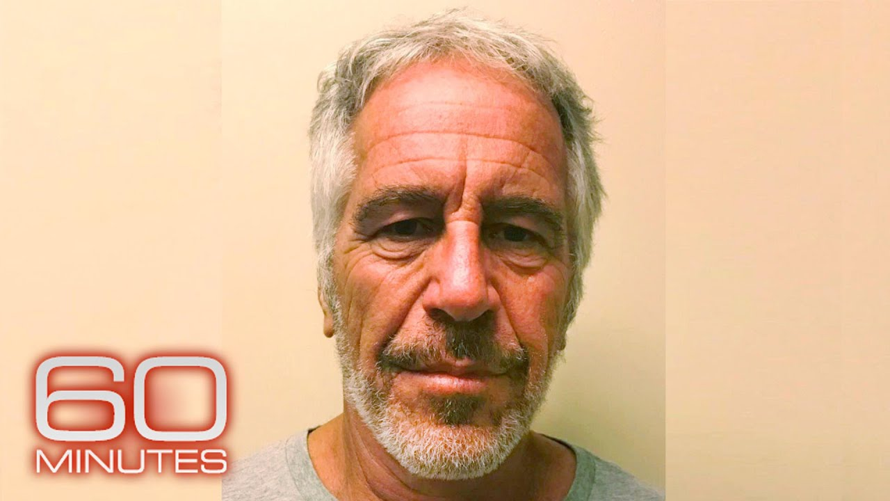 Inside Jeffrey Epstein's cell, Sunday on 60 Minutes