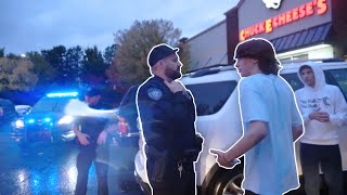 Cops Shutdown My Birthday Party!