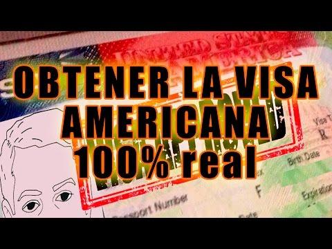 VISA AMERICANA  2017 PREGUNTAS, RESPUESTAS, CONSEJOS Y TIPS PARA OBTENERLA 100% REAL