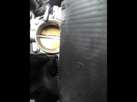 Mazda 6 throttle body problem