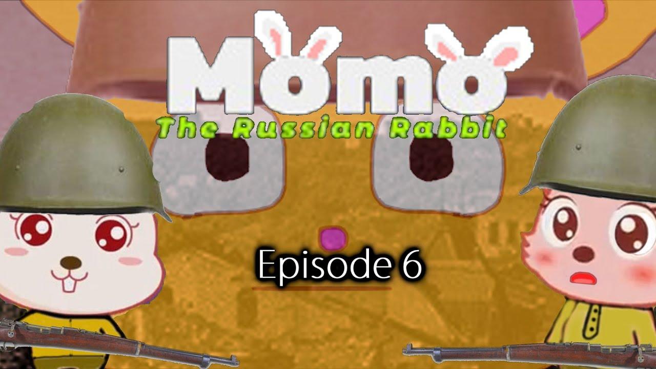 Momo The Russian Rabbit |  Episode 6