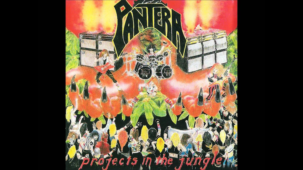 Download Pantera - Out For Blood