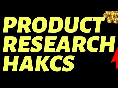 Dropshipping Product Research HACKS ($500K Winner) thumbnail