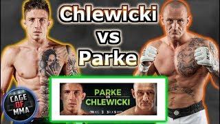 KSW 43 - Łukasz Chlewicki vs Norman Parke