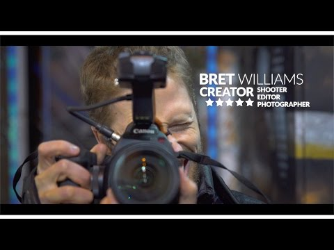 Why Video Creator Brett Williams Loves 90 Seconds